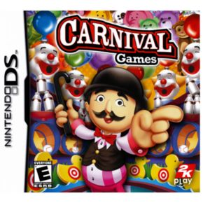 Nintendo DS Carnival Games