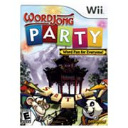 Nintendo Wii Word Jong: Party