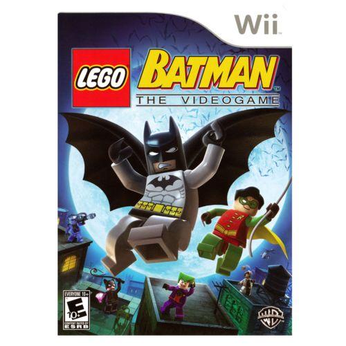Nintendo Wii LEGO Batman: The Video Game