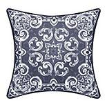 Edie@Home Indoor Outdoor Alhambra Throw Pillow