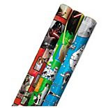 Hallmark Star Wars Wrapping Paper 3-Pack