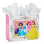 Hallmark Large Disney Princess Gift Bag with Tissue Paper