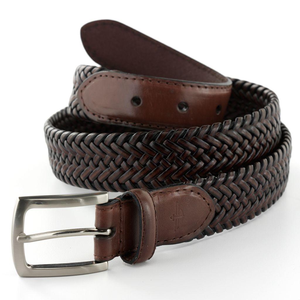 Dockers® Tubular Stretch Braided Belt