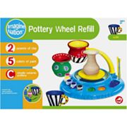 NSI Pottery Wheel Refill Kit