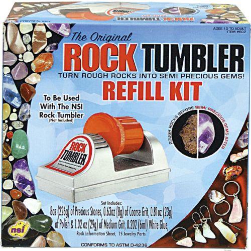 NSI Rock Tumbler Refill Kit