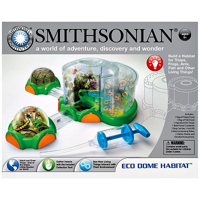 Smithsonian Eco Dome Habitat Set