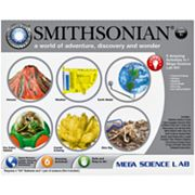 Smithsonian Mega Science Lab
