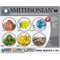 Smithsonian® Mega Science Lab