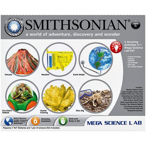 Smithsonian® Mega Science Lab
