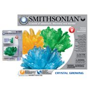 Smithsonian Electronic Crystal Growing Kit