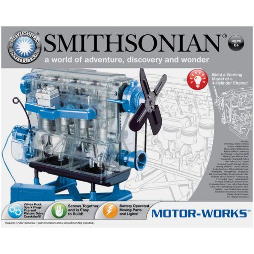 Smithsonian Motor-Works Model Engine