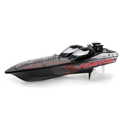 New Bright 23-in. Radio-Controlled 9.6V Fountain Boat