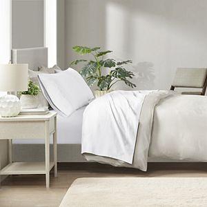 Clean Spaces Allergen Barrier 300 Thread Count Cotton Sheet Set