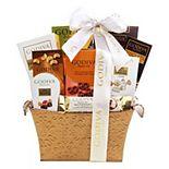 Alder Creek Gift Baskets Godiva Expressions Gift Basket
