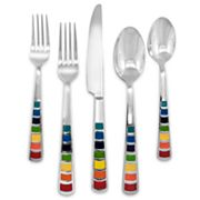 Fiesta Masquerade 20-pc. Flatware Set