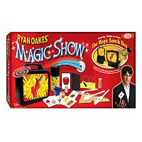 Ideal Ryan Oakes' Magic Show