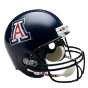 Riddell Arizona Wildcats Collectible Replica Helmet