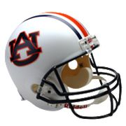 Riddell Auburn Tigers Collectible Replica Helmet