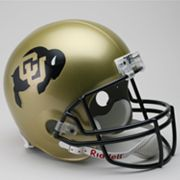 Riddell Colorado Buffaloes Collectible Replica Helmet