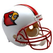 Riddell Louisville Cardinals Collectible Replica Helmet