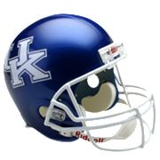 Riddell Kentucky Wildcats Collectible Replica Helmet