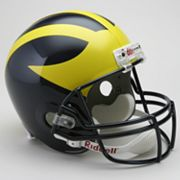 Riddell Michigan Wolverines Collectible Replica Helmet