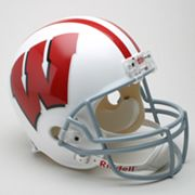 Riddell Wisconsin Badgers Collectible Replica Helmet