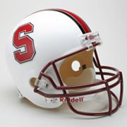 Riddell Stanford Cardinal Collectible Replica Helmet