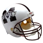 Riddell Mississippi State Bulldogs Collectible Replica Helmet