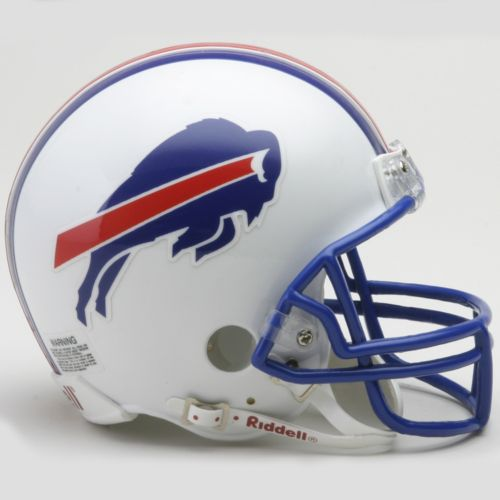 Riddell Buffalo Bills '76-'83 Throwback Mini Helmet