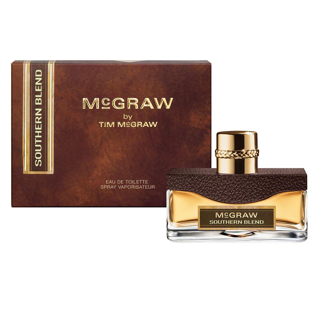 McGraw Southern Blend by Tim McGraw Men's Cologne - Eau de Toilette
