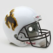 Riddell Wyoming Cowboys Collectible Replica Helmet