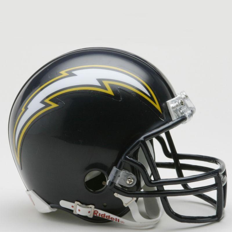 Chargers Mini Helmet Throwback Mini Helmet