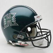 Riddell Hawaii Warriors Collectible On-Field Helmet