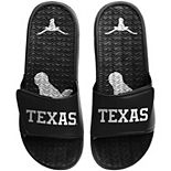 Men's FOCO Texas Longhorns Wordmark Gel Slide Sandals