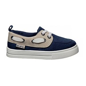 Beverly Hills Polo Toddler Boys' Boat Shoe Sneakers