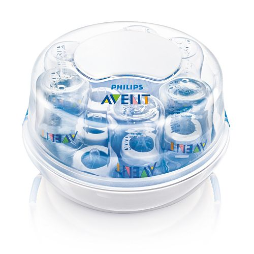 Avent Express Ii Microwave Steam Bottle Sterilizer