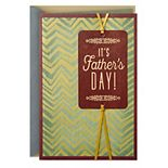 """Hallmark """"It's Father's Day"""" Greeting Card"""
