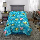 Nickelodeon Sponge Bob Epic Sponge Twin/Full Comforter