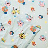 Nickelodeon SpongeBob Epic Sponge Sheet Set with Pillowcases