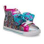 Jojo Siwa Girls' High-Top Sneakers