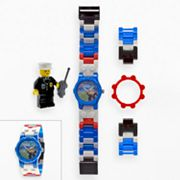 LEGO City Policeman Watch Set - Kids