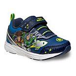 Disney / Pixar Toy Story 4 Buzz & Woody Toddler Boys' Light-Up Sneakers