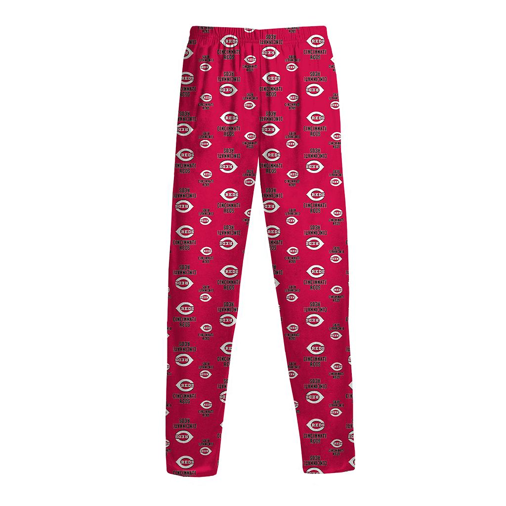 Cincinnati Reds Lounge Pants - Boys 8-20