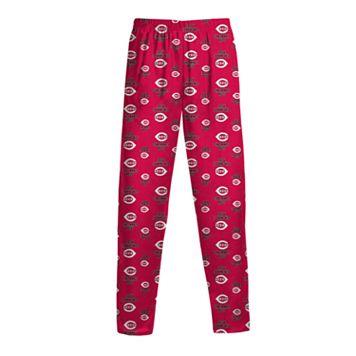 Cincinnati Reds Lounge Pants - Boys 8-20