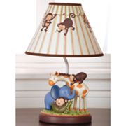 Kids Line Jungle 1, 2, 3 Table Lamp