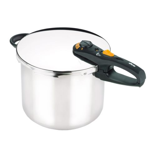 Fagor Duo 10-qt. Stainless Steel Pressure Cooker
