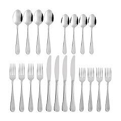 Oneida Flight 20-pc. Flatware Set