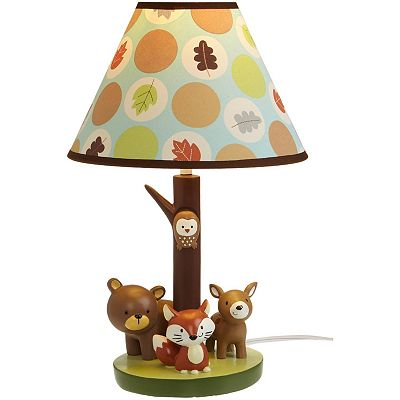 Carter's Forest Friends Lamp