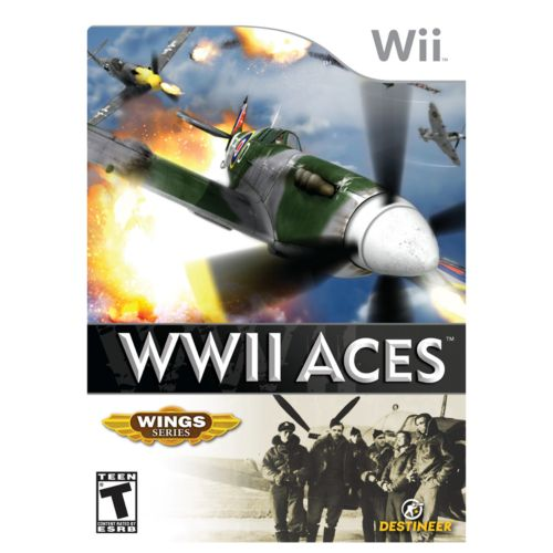 Nintendo Wii WWII Aces
